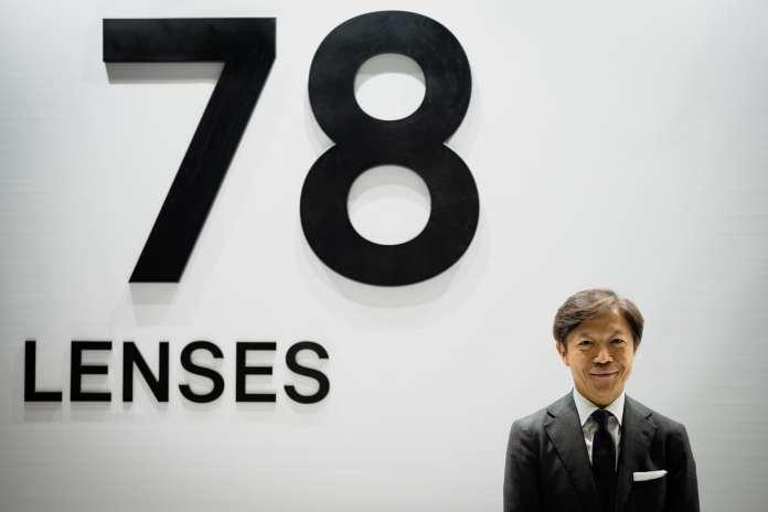 Kazuto Yamaki, mandamás de Sigma.