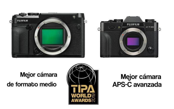 TIPA 2019 Fujifilm.