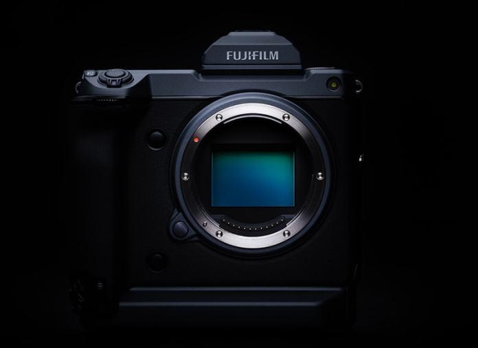 Presentación de la Fuji GFX 100.