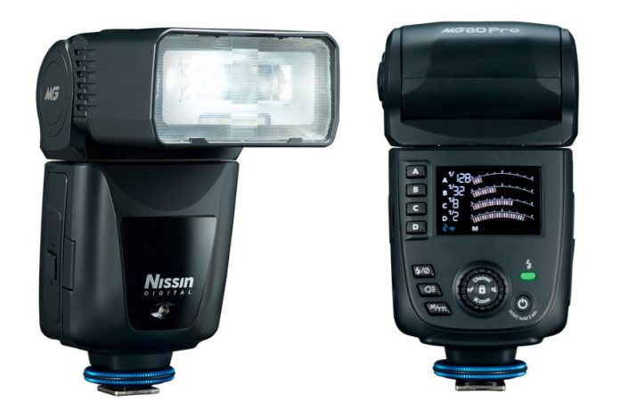 Nissin MG80 Pro para Fuji.