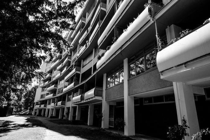 Walter-Gropius-Haus. Foto por Luis Argüelles. X-Pro2 + XF 14mm F2.8 R.