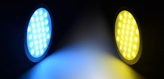 Godox R1 luz de colores.