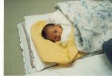 生後10日ごろの写真です。