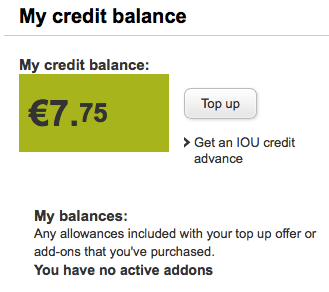 Myvodafoneie_balance