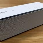 Bluetoothスピーカー ソニーSRS-X3を購入 JAMBOXと比較してみる