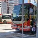 金沢駅リムジンバスのりば