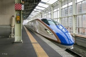 北陸新幹線車両