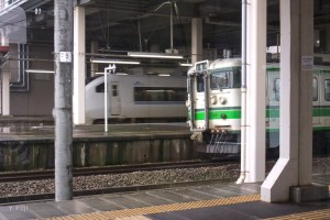 六日町駅画像