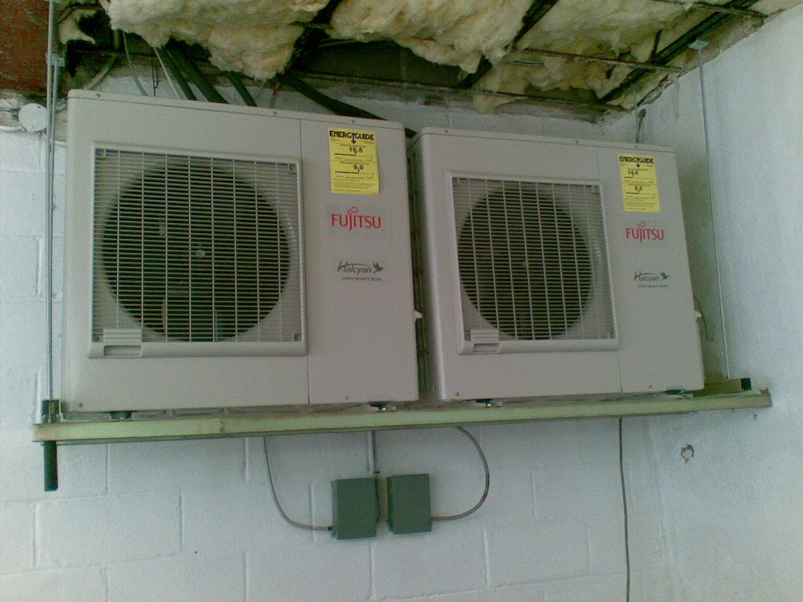 fujitsu ductless split wiring diagram c5 corvette mini installation examples air