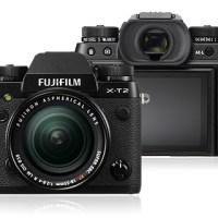 FUJIFILM X-T2----FIRST IMPRESSIONS