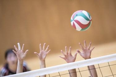 バレーボール【中学生女子】上達のための練習方法について