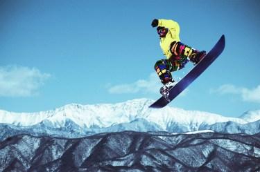 スノーボードの上達のコツ。基本・エッジ・ターンのやり方