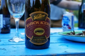 The Bruery / Cigar City Marron Acidifie