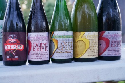 Night of Great Thirst Drie Fonteinen Lineup