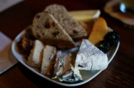 Our cheese plate