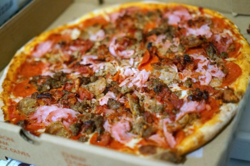 Pizza Jerks Carcass Pizza