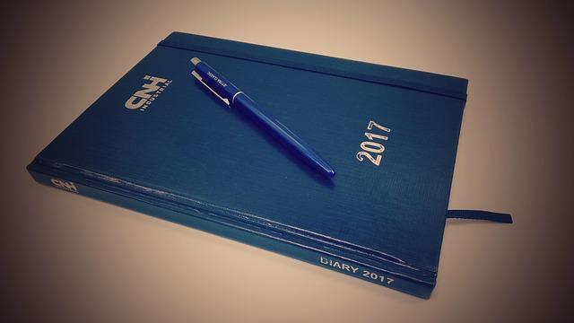 2017日記を閉じる