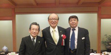 北九州理容連盟新年挨拶会
