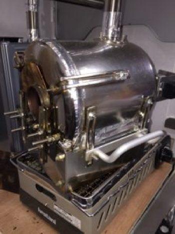 トレンドアイ焙煎機カスタム 1