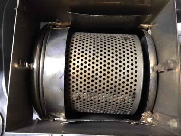 トレンドアイ焙煎機カスタム 下部