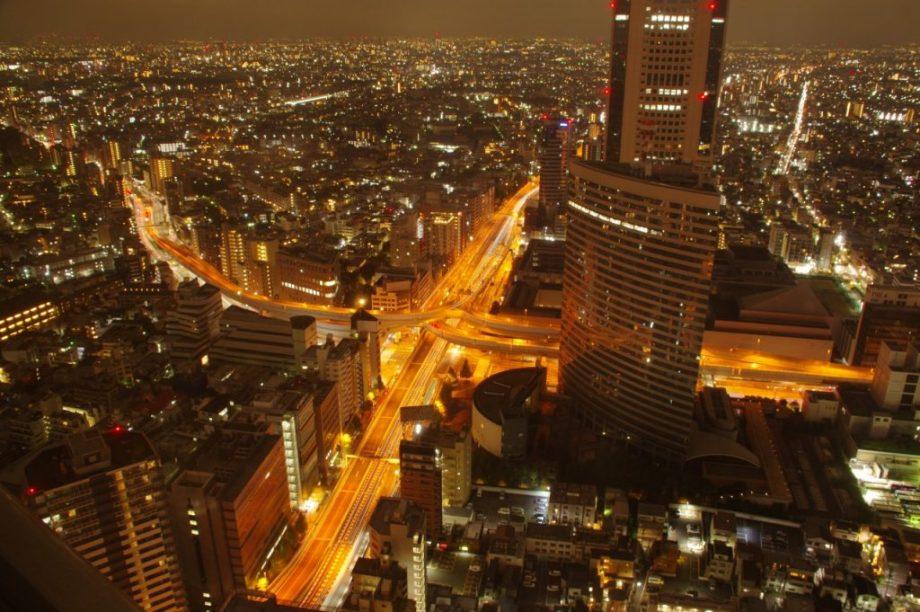 Park hyatt東京 夜景
