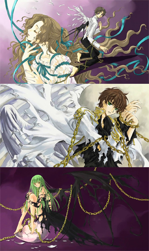 Code Geass R2 ED, XXXHOLiC◇Kei news | Chibi Yuuto's CHRoNiCLEs
