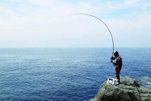 2.フカセ釣りの竿選びのポイント『長さ』