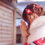 お正月の初詣で着物を着たい!選ぶべき種類と防寒対策