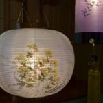お盆の提灯の飾り方。種類の紹介と特別な意味がある提灯について