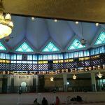 国立モスク(マジスネット・ネガラ)<br />マレーシア旅行記2017