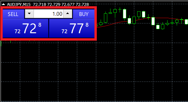 XM MT4 Buy Limit Sell Stop