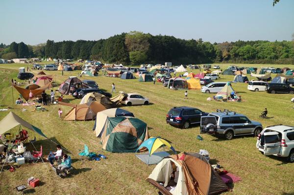 手ぶらでおしゃれキャンプ!都心から2時間「一番星ヴィレッジ市原オートキャンプ場」in千葉