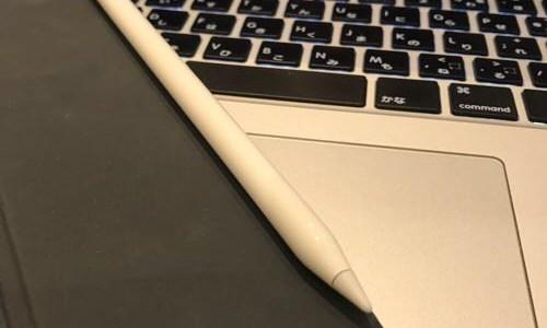 【レビュー】Apple Pencilのメリットといらないか必要かを判断!