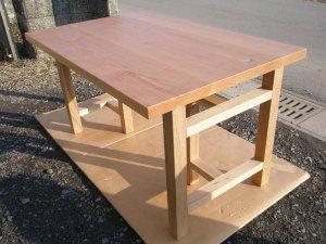桜のダイニングテーブル