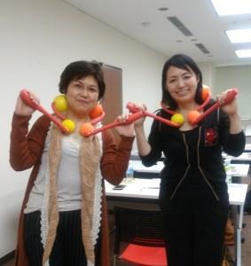 宝田恭子先生のセミナーに参加しました。