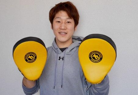 ボクシングトレーナー井無田峻