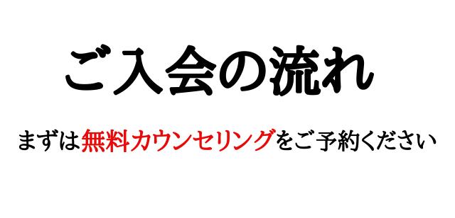 パーソナルトレーニング入会