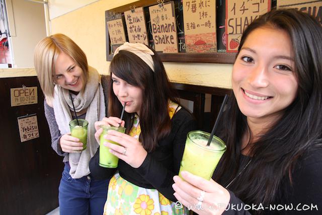 fruit and shake bar daimyo 007