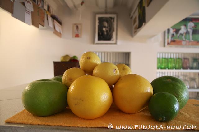 fruit and shake bar daimyo 040