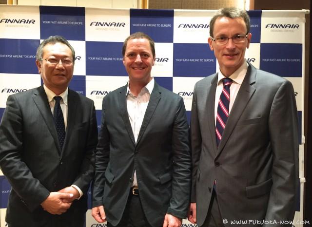 finnair press event oct 2015 staff wide