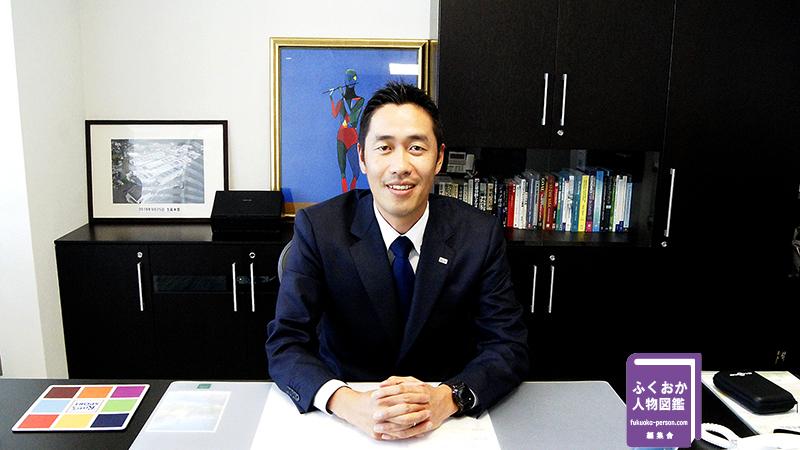 【画像】リックス株式会社 代表取締役社長 安井卓