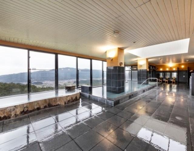湧水千石の郷大浴場