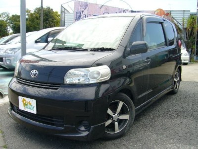 トヨタ ポルテ 1.5 150r ブラック 25万円