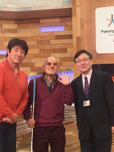 NHK ピョンチャンパラリンピック 副音声実況 記念撮影