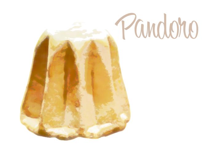 イタリアのパン | パンドーロ