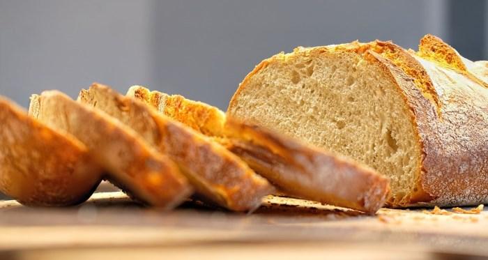 しっとりしたパン
