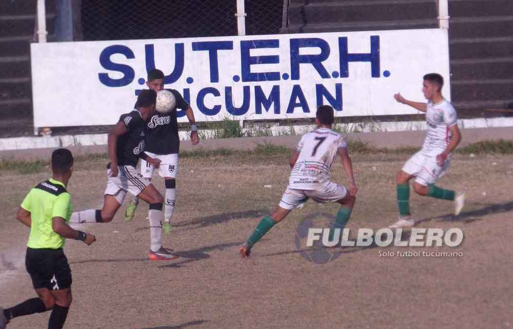 LIGA TUCUMANA (Reserva): Central Norte remontó frente a San Jorge – VIDEO