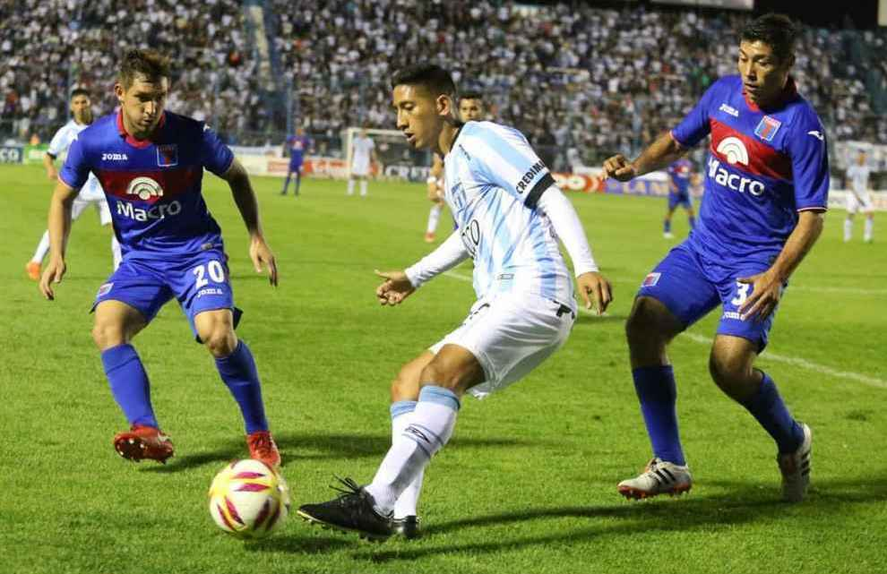 VIDEO: Atlético Tucumán 3 – Tigre 0