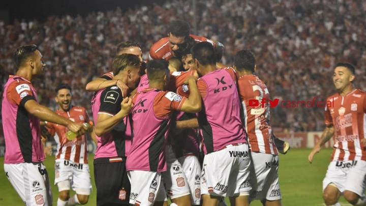 Superliga: San Martín logró una victoria fundamental