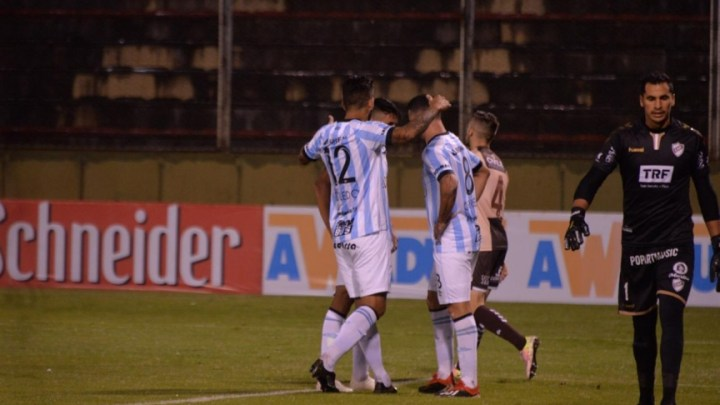 VIDEO: Atlético Tucumán 1 – Platense 0